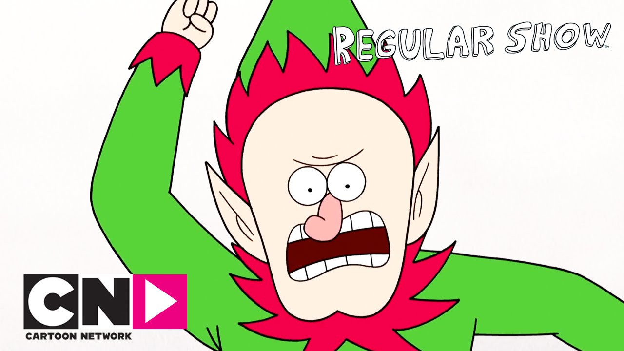 Regular Show | Christmas Prank | Cartoon Network - YouTube