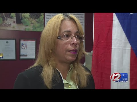 RI Woman Waiting to Hear from Family in Puerto Rico