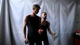#30. Перекидки 5М п.с. (видео уроки по жонглированию от ПГ И МК)