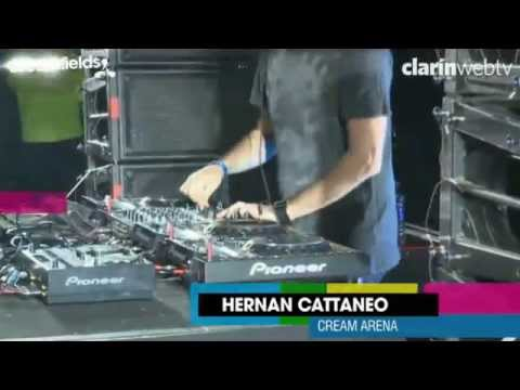 HERNAN CATTANEO | CREAMFIELDS BA 2012