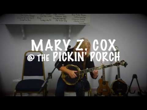 Mary Z. Cox @ the Pickin' Porch 07192014