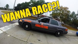 One of Do It With Dan's most viewed videos: Wanna Race?!