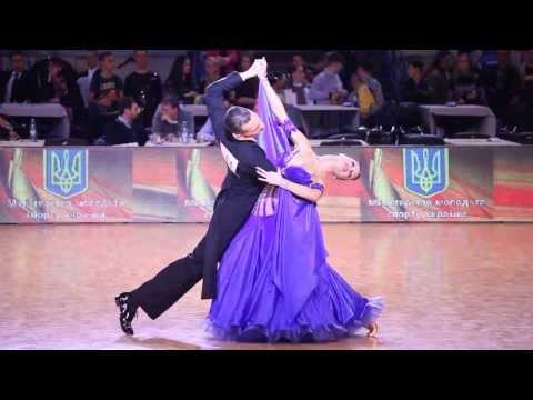 2013 WDSF World Championship Standard Adult - Slow Waltz