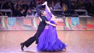 2013 WDSF World Championship Standard Adult - Slow Waltz