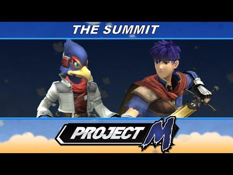 Summit - Ally (Ike) vs Weon-X (Falco) - Grand Finals - Project M