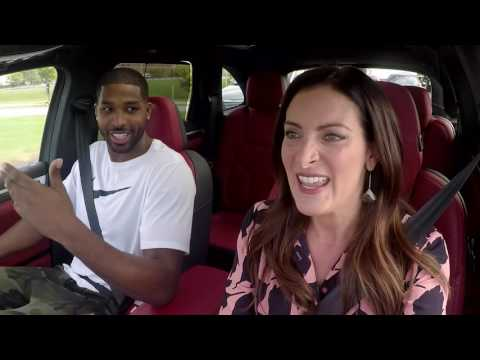 Driving Cleveland with Tristan Thompson
