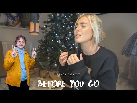 Lewis Capaldi - Before You Go | Cover