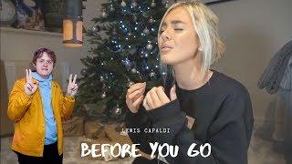 Download Lagu Lewis Capaldi - Before You Go | Cover mp3