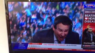 Manchester City Vs QPR 3-2 Paul Merson Reaction Unbelievable Jeff