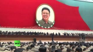 Северная Корея вспоминает Ким Чен Ира
