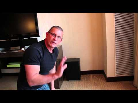 """Robert Irvine - Easy """"Anywhere"""" Workout"""
