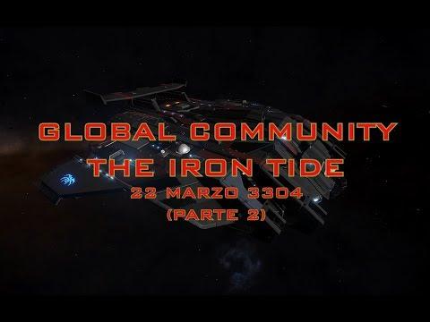 GLOBAL COMMUNITY THE IRON TIDE #2