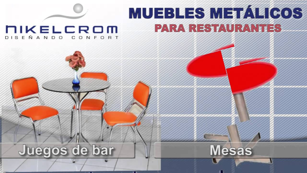 Muebles Nikelcrom - Muebles Metalicos Idea Creativa Della Casa E Dell Interior Design[mjhdah]https://lookaside.fbsbx.com/lookaside/crawler/media/?media_id=190165771437176