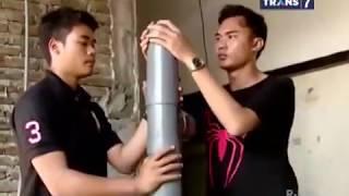 CARA MEMBUAT SENDIRI ALAT PENYARING AIR MUDAH DAN MURAH filter air