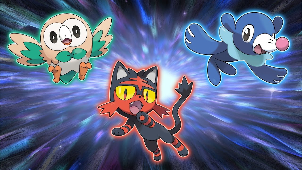UK: More Pokémon Ultra Sun and Pokémon Ultra Moon Details ...