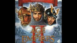 Age of Empires II Soundtrack - Track #8 - Smells Like Crickets, Tastes Like Chicken