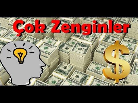 Türkiyenin En Zenginleri(Milyar Dolar Ları Var)