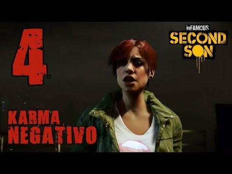 "inFAMOUS: SECOND SON [Walkthrough ""CATTIVO"" - #4] - FETCH"