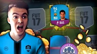 FIFA 17: 94 SUAREZ SBC!! DIE HEFTIGSTE SBC EVER!!