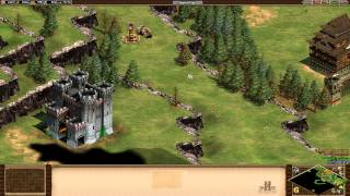 Age of Empires 2 HD Edition - Genghis Khan - The Promise Walkthrough Gameplay