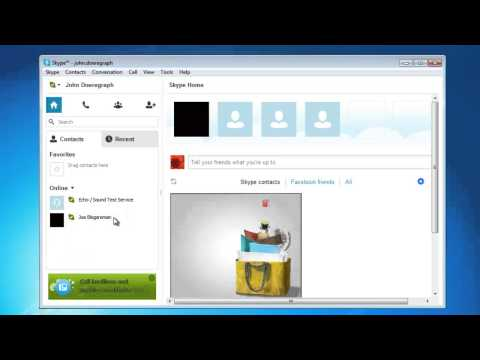 How to View Online Skype Users - YouTube