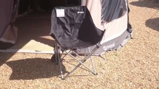 Outwell Sevilla camping chair www.crosscamping.com