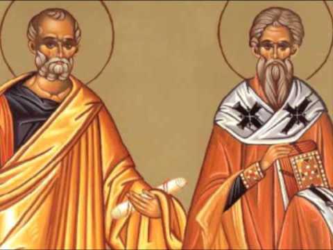 Άγιος Αθηνογένης επίσκοπος Πηδαχθόης και οι Δέκα Μαθητές του