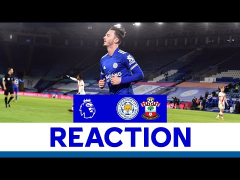 'We Battled Really Well' - James Maddison | Leicester City 2 Southampton 0