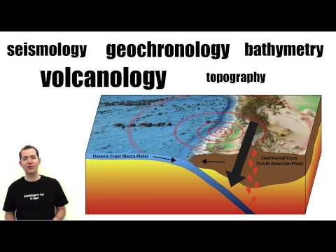 Convergent Plate Boundary Identification