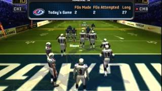 Arena Football Gameplay: Chicago vs. Columbus [2/2]