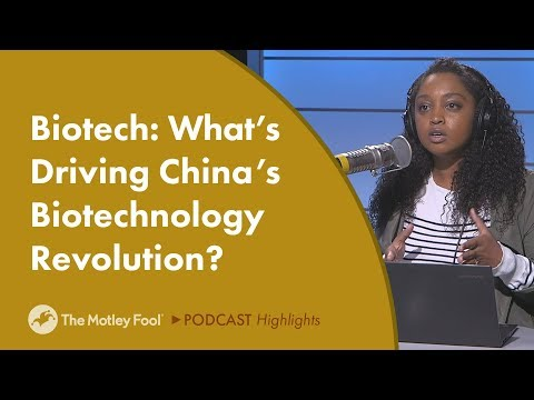 Biotech: What's Driving China's Biotechnology Revolution?