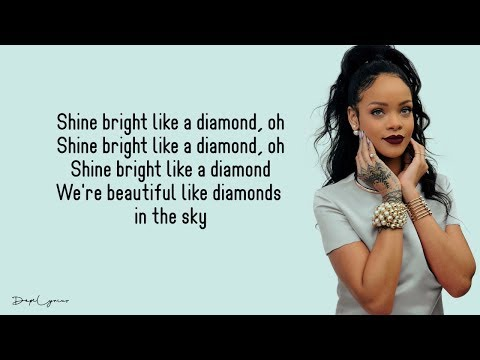 Diamonds - Rihanna (Lyrics) 🎵