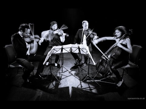 Shostakovich 8th String Quartet - Carducci Quartet