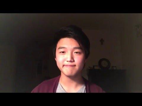 WTHS LIVE ARTS CONTEST 2016 Brian Kim