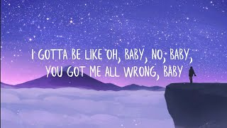 Andy Grammer - Honey, I'm g๐od (Lyrics)(Oh, baby, no, baby, you got me all wrong, baby)