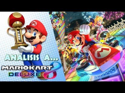 Analisis a Mario Kart 8 Deluxe - Loquendo