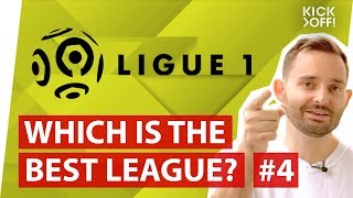 Ligue 1 | Which is the best football league in the world? Part 4
