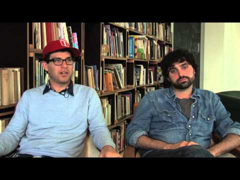 Animal Collective interview - David Portner and Brian Weitz (part 4)