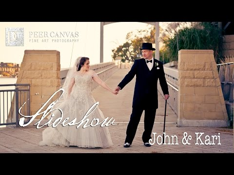 Rockford Burpee Museum Wedding Slideshow | John + Kari