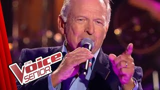 George Ezra - Shotgun (Dr. Rainer Bach) | The Voice Senior | Sing Off