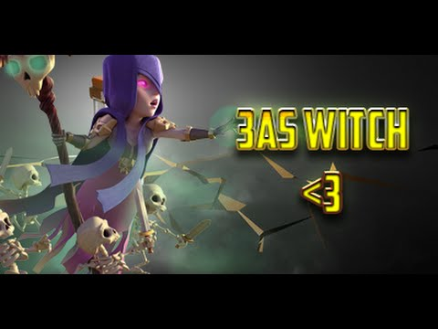 Clash Of Clans Magyarul | Imádom A 3as Witcheket!!44!4!