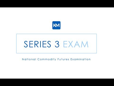 How to Pass the Series 3 Exam