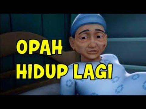 Upin Ipin Terbaru 2016 Opah Hidup Lagi [FULL EPISODE] MNC TV