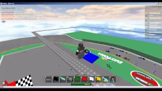 ROBLOX Lowes Cup Series Season 2 COT Test! Chevy VS Ford VS Toyota