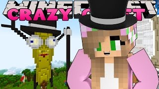Minecraft: CRAZY CRAFT 3.0 - MESSING WITH THE ATLANTIC CRAFTS BANANA!