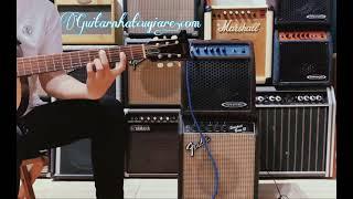 Fernandes Ampli guitar