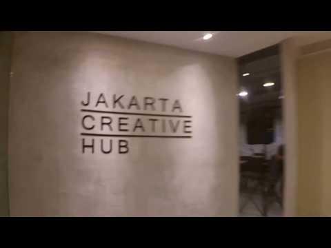 JAKARTA CREATIVE HUB | what's inside