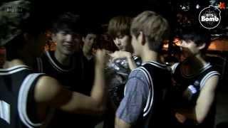 [BANGTAN BOMB] BTS with helium-filled Balloon - BTS (방탄소년단)