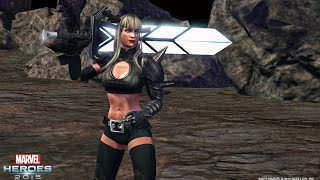 Magik joins Marvel Heroes 2015