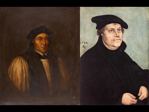 St  John Fisher Vs Martin Luther: Fisher Takes On Luther (Part 3/4) ~ Michael Davies